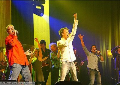 2005 Antwerpen Musical and More Fundrasing