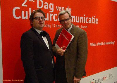 Cultuurnet - Dag van de cultuurcommunicatie