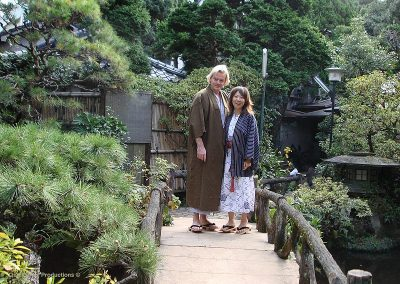 2006 Japan - Hakone - Banzai Twins