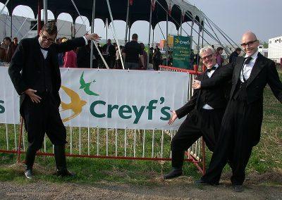 Creyfs - Circus Malter event