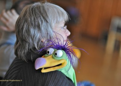 2010 - Puppet Workshop