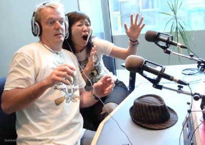 2009 - Canada - Edmonton - CBS Studio - Banzai Twins