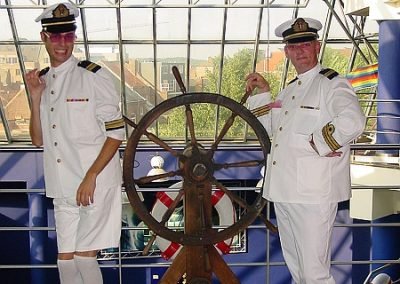 Lancering film Boat trip