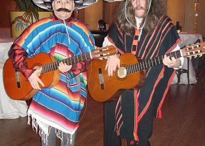 T Groep - Ontvangst Mexican Evening