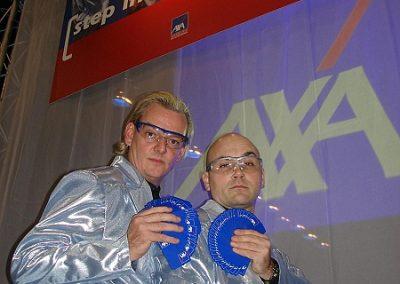 Axa - Magic Job Event