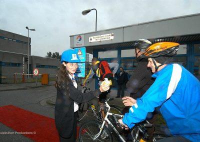 Total Fina - Dag van de fiets
