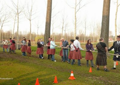 Nuon - Highland games