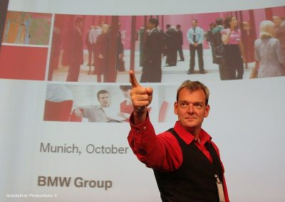 BMW - New management strategies
