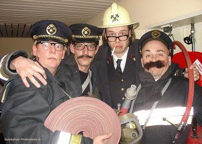Bolckmans - Brandweer interventie