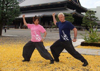 2009 Japan - Kyoto - Banzai Twins