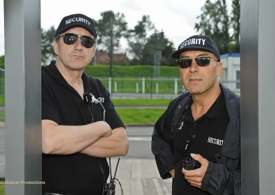 KMO insider - Security Agents