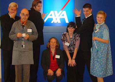 Axa - Recruitement days
