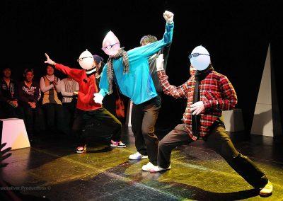 2009 Japan - Tokyo - Balloon puppets