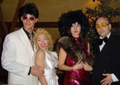 Caldic X-mas party-Hollywood