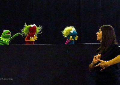 2014 Italy - Torino - Puppets