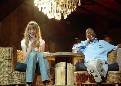 2005 Antwerpen - Sunday Sessions Nina en Maxi Jaz