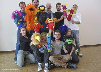 2010 Switserland - Sarnen - Masterclass Puppets