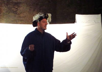2015 Italy - Tolfa - Shakespeare and Puppets