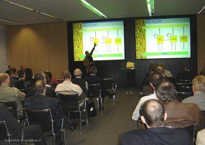Siemens - Distributie en integratoren conferentie