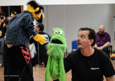 2015 Italy - Bologna - Puppet workshop