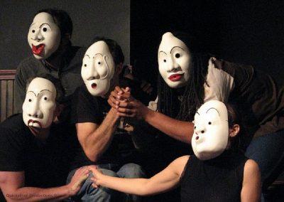 2008 USA - Seattle - Mask festival