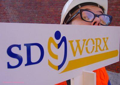 SD Worx - Bewegende wegwijzers