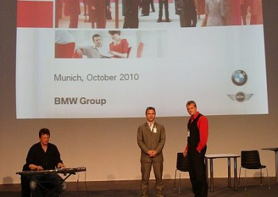 BMW - Leadership training
