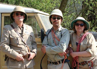 Kone - Safari Plankendaal