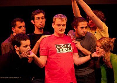 2011 Netherlands - Amsterdam -Improv Festival