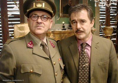 Booh! - Kronkel en de kolonel