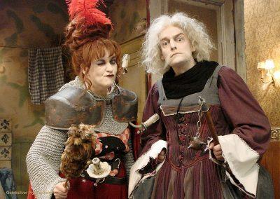 Booh! - Philomena en woeste verwisselen van kleding