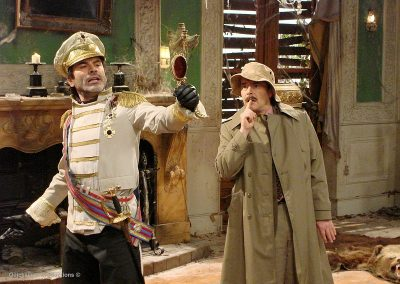 Booh! - Kolonel Pereira