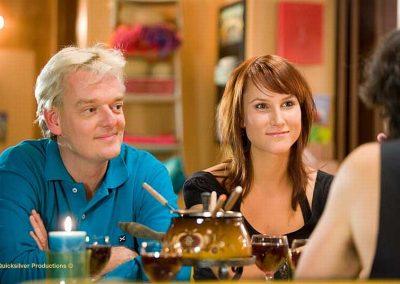 Paul en Saskia - Patty ziet Paul wel zitten