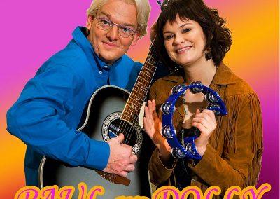 Paul en Saskia - Eindelijk de CD van Paul en Dolly