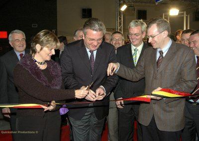 Euro Agro - Opening beurs