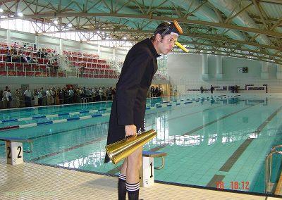 Wachtebeke - Opening nieuw zwembad
