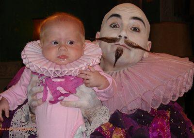 Booh! - Don Carlos en Junior