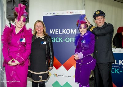 Flanders Consulting Group - Kick-Off