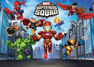 2010 DISNEY CHANNEL - Super Hero Squad