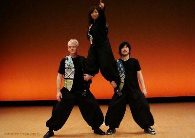 2009 Japan - Nagasaki - The Gajin Show