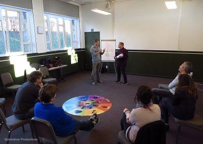 2016 Workshops De Marcel